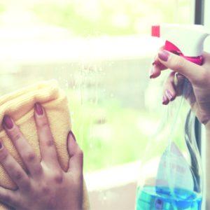 Мытьё окон и лоджий